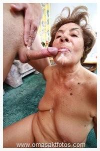 Sperma Oma